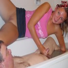 horny teen fucking her uncle