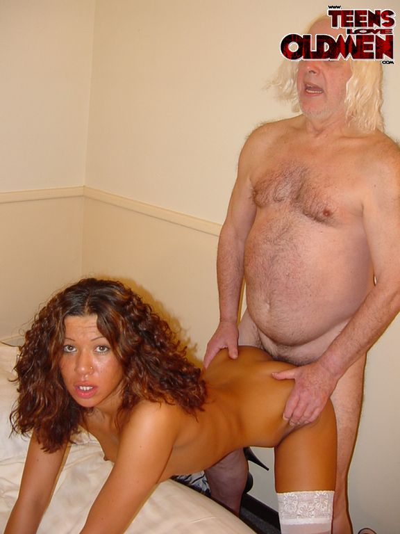 image Old man love fuck and young couples