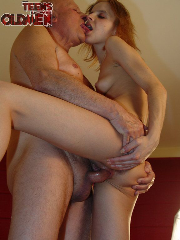 Teen love older man