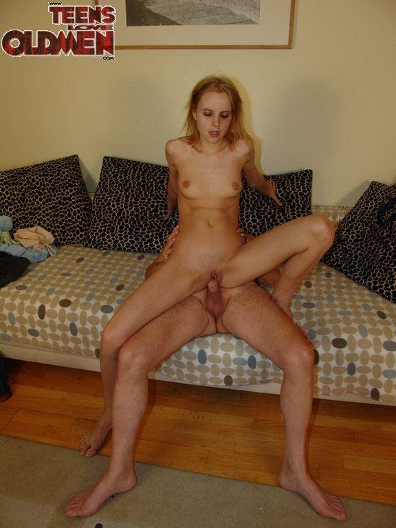 Old aunt big tits