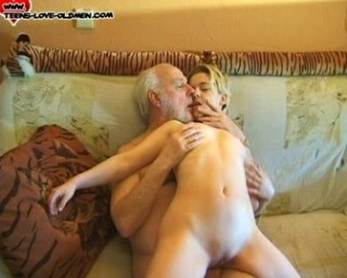 she loves old men so much she fucks them