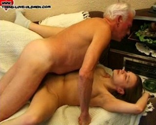 loving to fuck the elderly