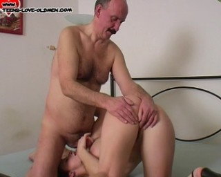 young girl fucked by a older guy