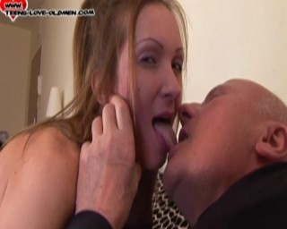 she loves to be fucked by an old man